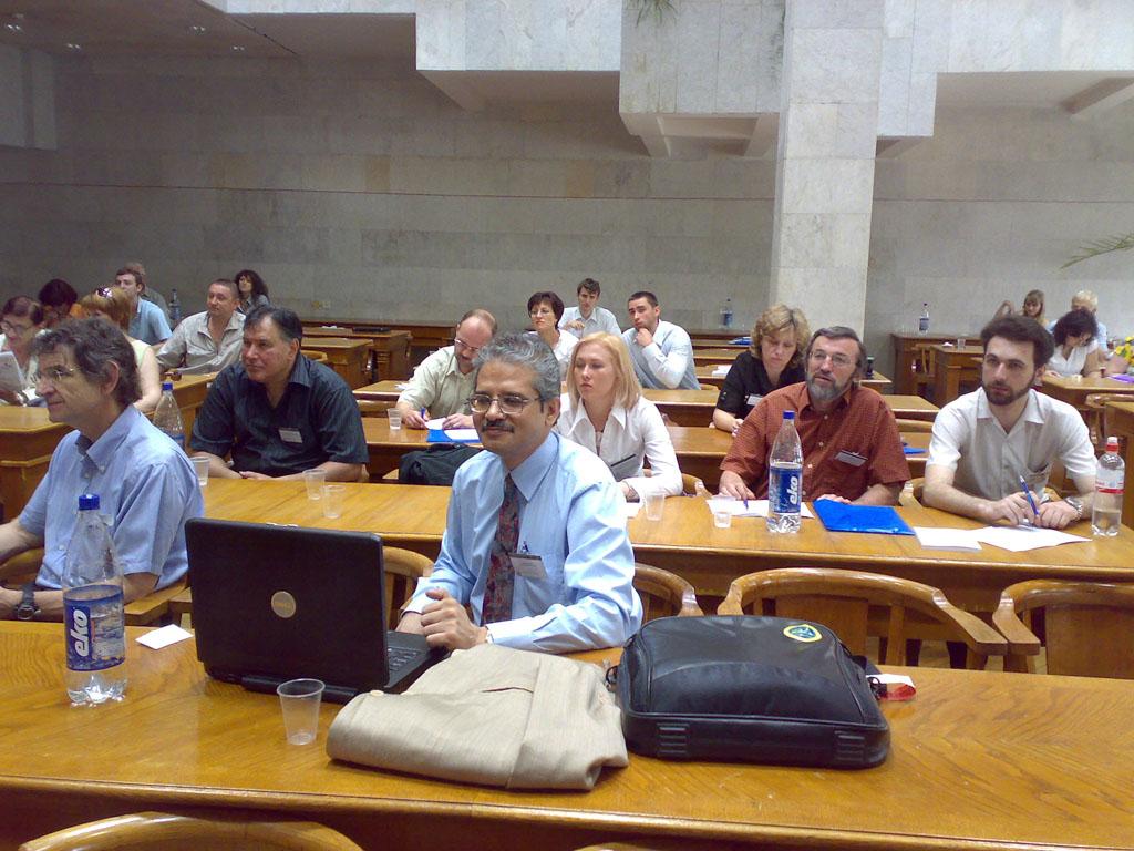 Друга Всеукраїнська конференція «Аерокосмічні спостереження в інтересах сталого розвитку та безпеки» Фотографії